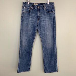 AG Men's Protege Straight Leg Denim Jeans Size 36